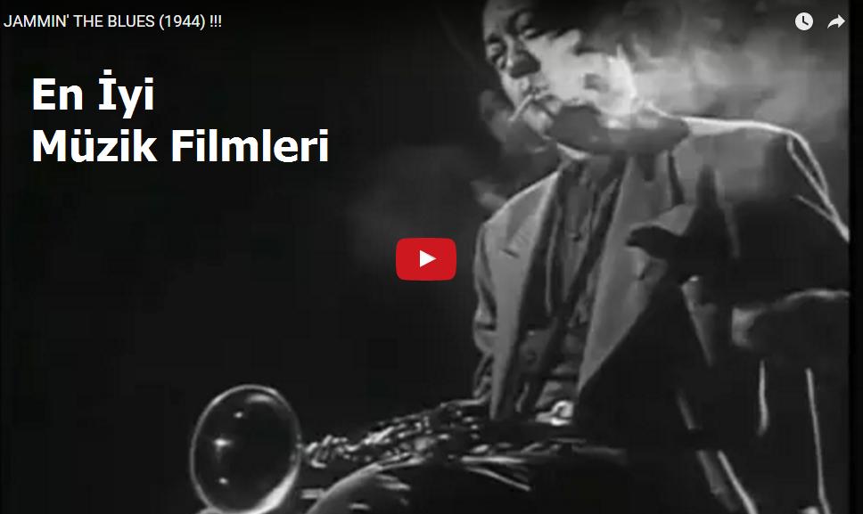"""En iyi müzik filmleri """"Jammin' The Blues"""" (1944)"""
