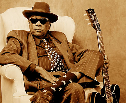 John Lee Hooker, One Bourbon One Scotch One Beer