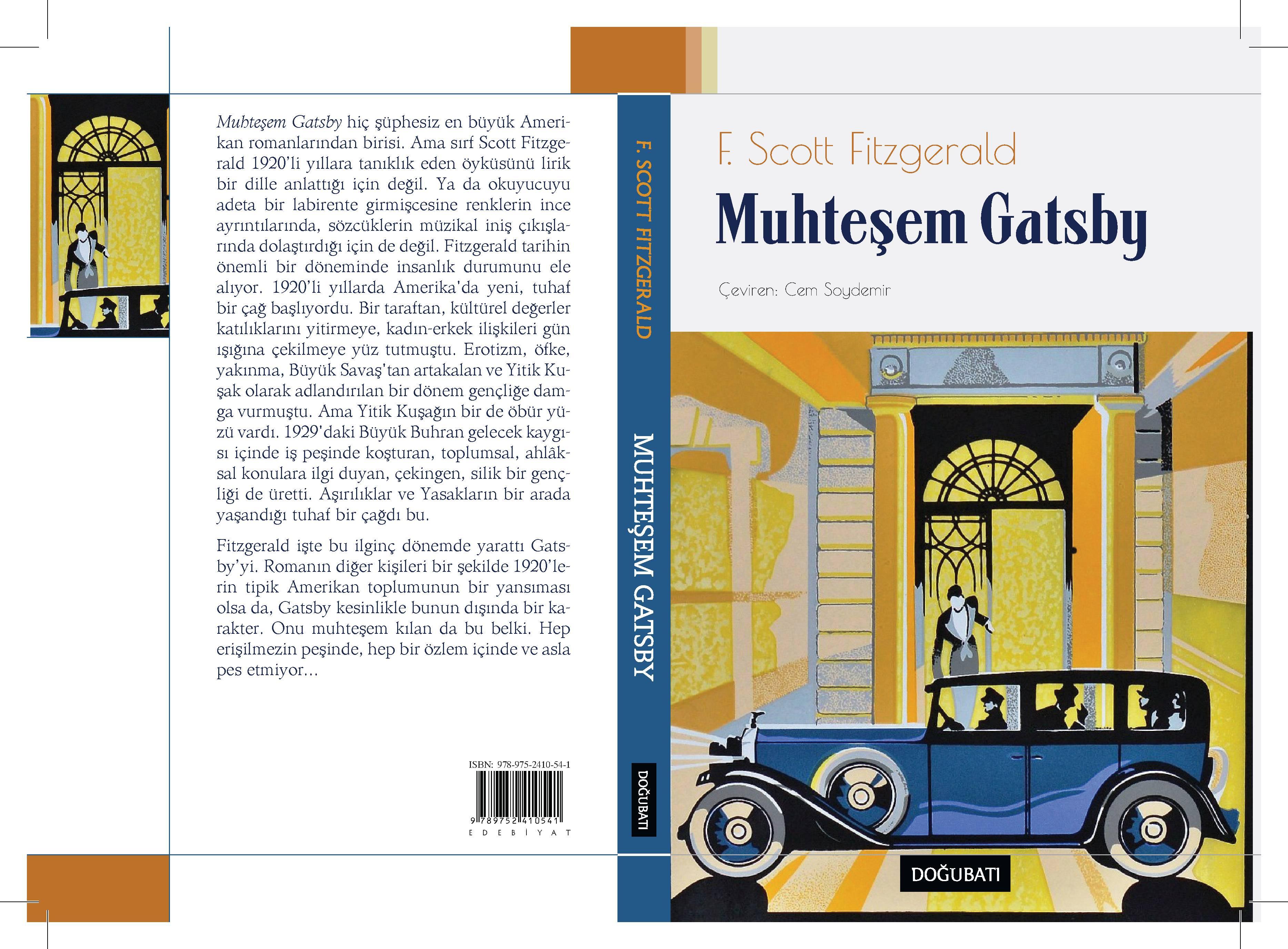 Muhteşem Gatsby – Yitik Kuşağın İncisi