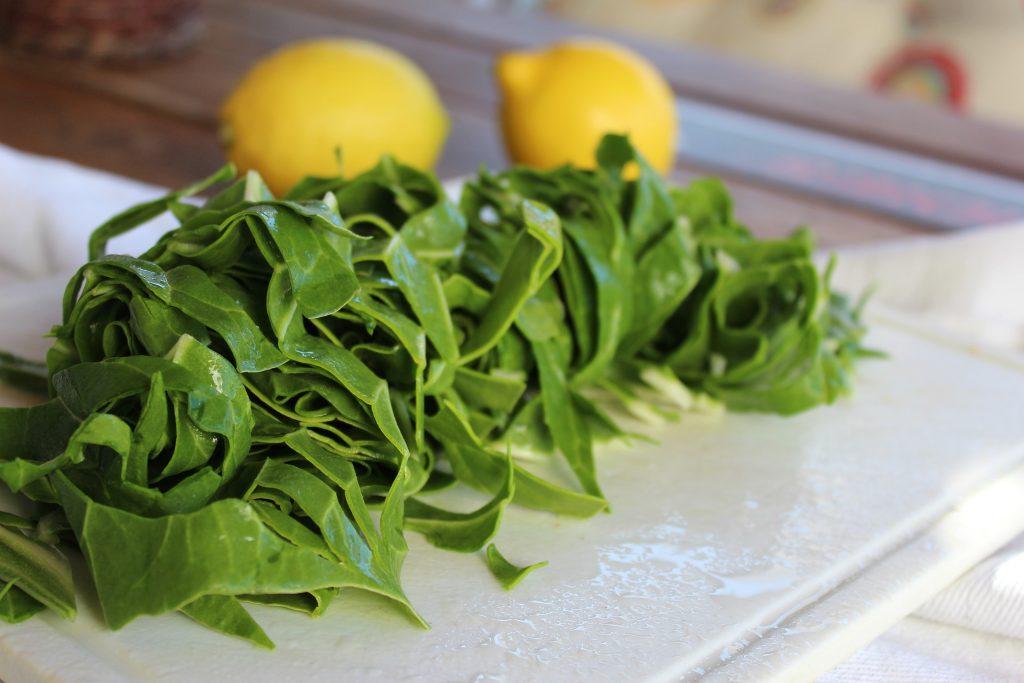 Nohutlu Pazı Sağlıklı Yeşil Taze -daha ne olsun